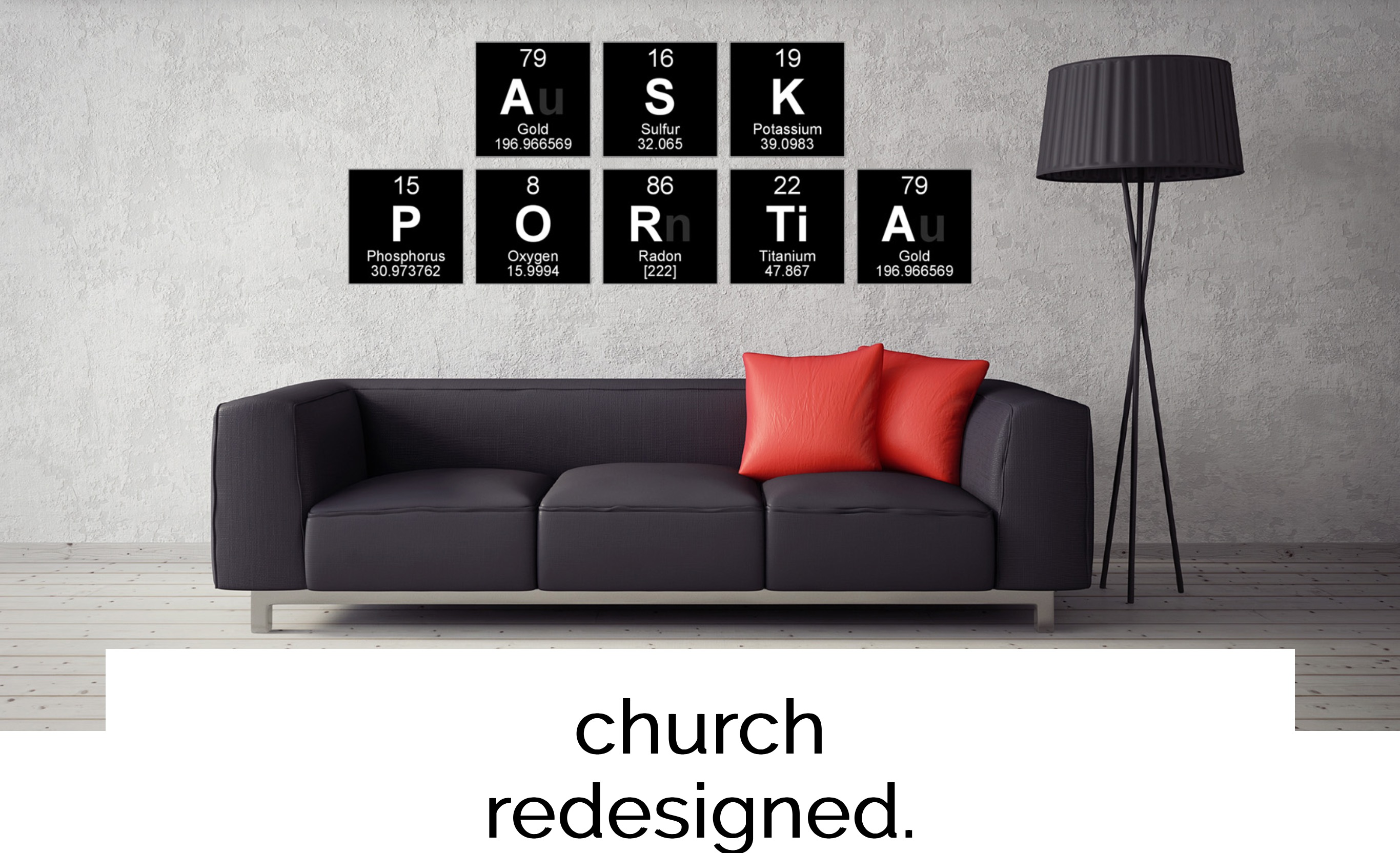 AskPortia About Receiving A Church Strategy